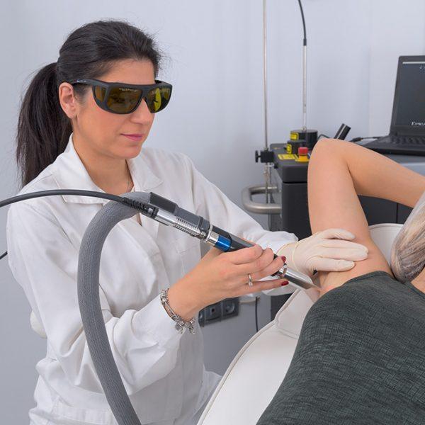 Αποτρίχωση με Laser Αλεξανδρίτη